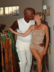 Interracial Mature GFs